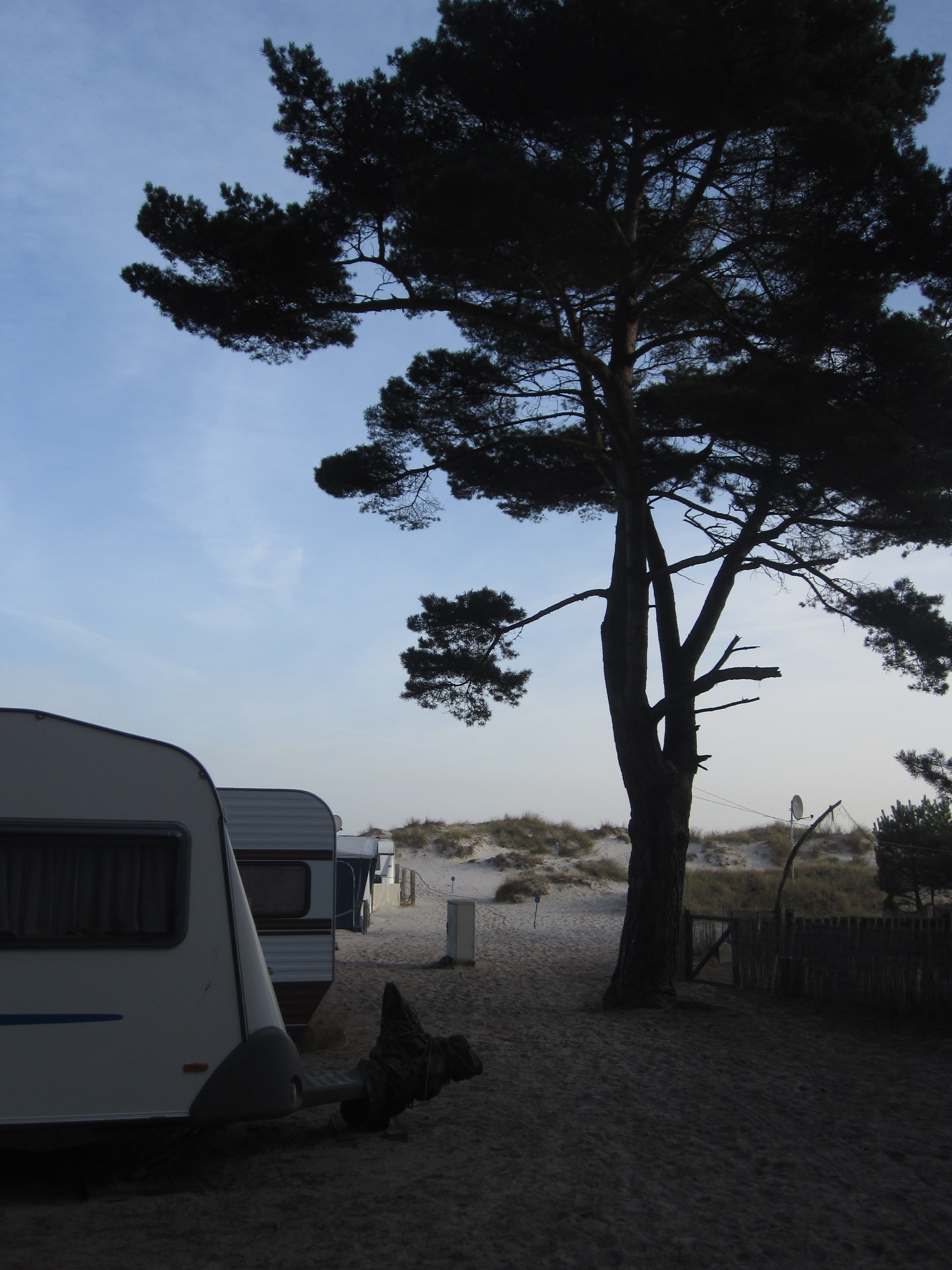 Prerow, Regenbogen Camping